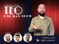 The Fool: Stand-up comedy cu Teo - ONE MAN SHOW
