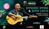 Emeric Imre & Jimi Laco acoustic in the Garden