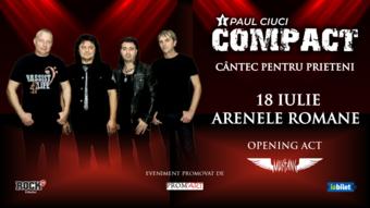 Paul Ciuci Compact - '' Cantec Pentru Prieteni ''