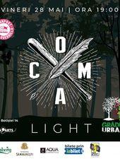 Coma light acoustic @ Grădina Urbană