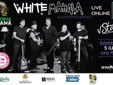 White Mahala live in the Garden (Online)