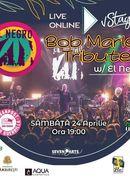 Bob Marley Tribute w/ El Negro (Online)