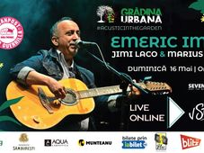 Emeric Imre & Jimi Laco & Marius Roje #acousticintheGarden (Online)