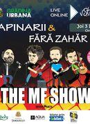 Fără Zahăr & Țapinarii | The MF Show at Grădina Urbană (Online)