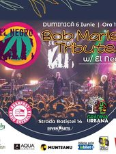 Bob Marley Tribute w/ El Negro