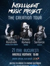 The Creation Tour 2021/ Intelligent Music Project feat. Ronnie Romero, Bobby Rondinelli & John Payne
