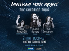 The Creation Tour 2021/ Intelligent Music Project feat. Ronnie Romero, Bobby Rondinelli & Carl Sentance