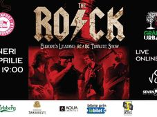 The ROCK | Europe's Leading AC/DC Tribute Show (Online)