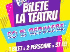 Teatrul Rosu: Stagiunea 2021