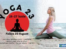 Constanta: YOGA 23