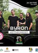 byron in the Garden
