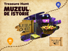 Museum Quest: Treasure Hunt la Muzeul de Istorie