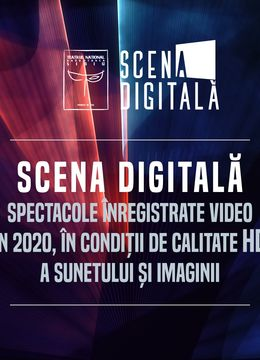Contra democrației @ TNRS - Scena Digitala