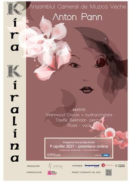 Overground Showroom: Anton Pann – Kira Kiralina live la Sala Radio