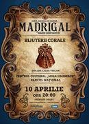 Overground Showroom: Madrigal – Bijuterii Corale live la Amfiteatrul Eminescu