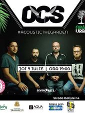 OCS #acousticintheGarden