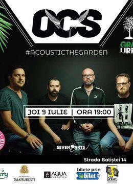 OCS #acousticintheGarden