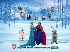 Constanta: Frozen Regatul Inghetat