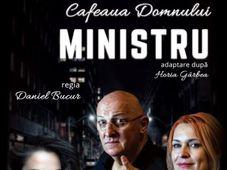 Targu Jiu: Cafeaua domnului ministru