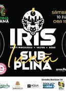 IRIS sub Luna plina