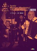 Taraful Marian Mexicanu' & Neluță Neagu în Grădina Urbană