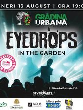 EYEDROPS in the Garden