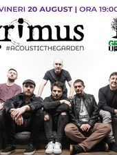GRIMUS #acousticintheGarden