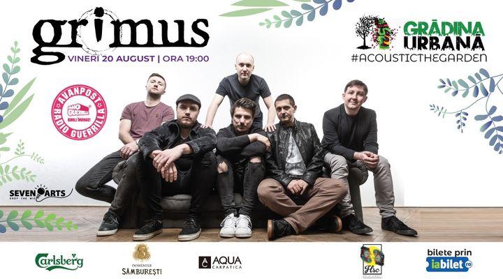 GRIMUS #acousticintheGarden