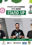 Stand Up în Grădină cu Andrei Ciobanu | Drăcea | Mirică