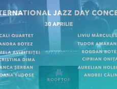International Jazz Day - live jazz session by CALI Quartet & Friends