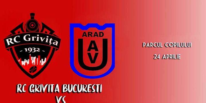 RC Grivita Bucuresti vs CSUAV Arad