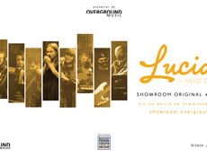 Overground Showroom: Lucia & Muse Quartet