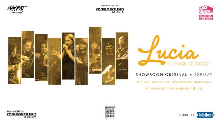 Overground Showroom: Lucia & Muse Quartet