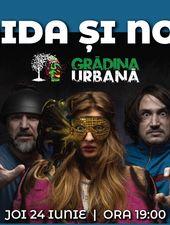 Concert Aida si noi #acousticintheGarden