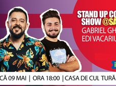 Saveni: Stand Up Comedy | Gabriel Gherghe & Edi Vacariu