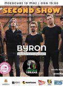 BYRON #acousticintheGarden / Second Show