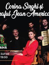 Concert Corina Sîrghi & Taraful Jean Americanu
