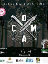 Coma light acoustic at Grădina Urbană | Second Show