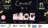 Ada Milea | Concert în 4 | Grădina Urbană
