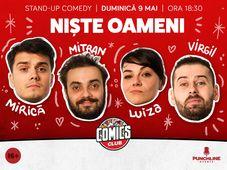 Stand-up cu NișteOameni la ComicsClub!