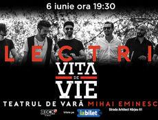 Vita de Vie - Electric la Amfiteatrul Mihai Eminescu