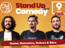 Stand up comedy cu Natanticu, Costel, Dracea si Bara la Club 99
