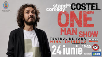 Costel - Stand-up Comedy - One Man Show