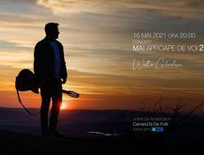 Concert online Walter Ghicolescu - MAI mult Folk și MAI aproape de voi