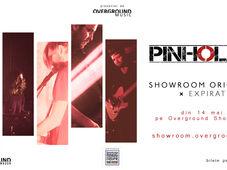 Overground Showroom - Pinholes