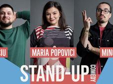 Bacau: Stand up comedy Maria, Mincu si Banciu