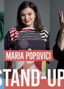 Botosani: Stand up comedy Maria, Mincu si Banciu