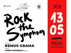 "Sibiu: Concert ""Rock the Symphony"""