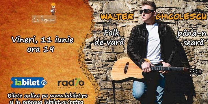 Walter Ghicolescu - Folk de vară până-n seară