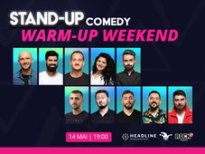 The Fool: Stand-up comedy - Warm up weekend